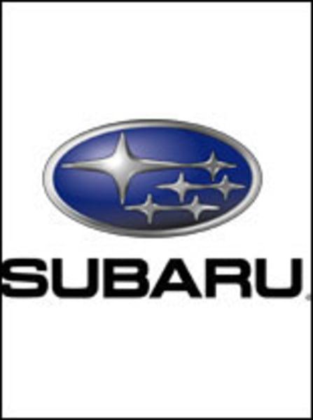 Kolorowanki: Subaru – logo