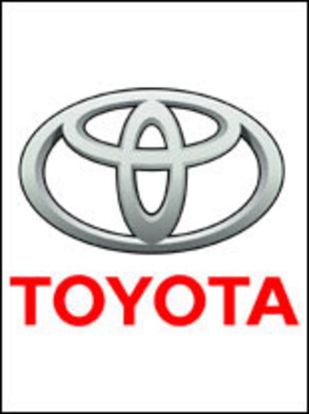 Kolorowanki: Toyota – logo