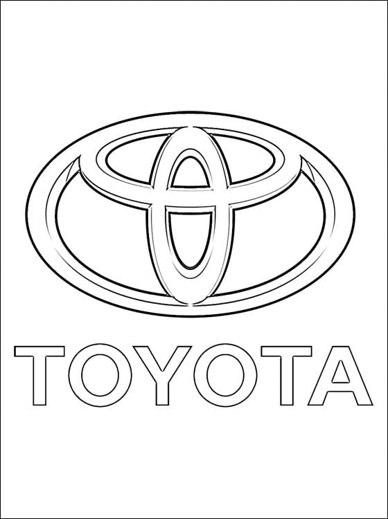 coloring pages  coloring pages  toyota