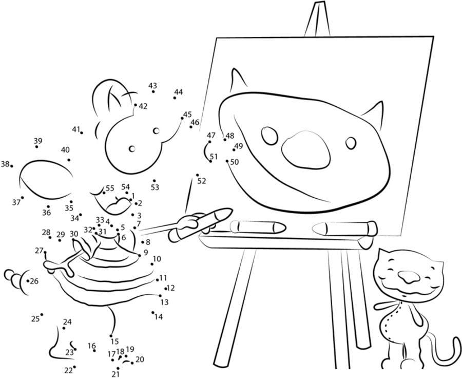 Lujoso Toopy Y Binoo Para Colorear Composición - Ideas Para Colorear ...
