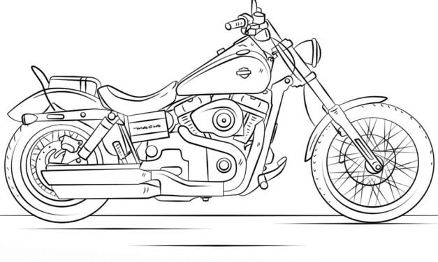 Coloring pages: Chopper