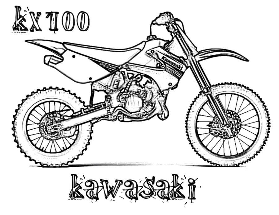 ausmalbilder  ausmalbilder  motocross zum ausdrucken