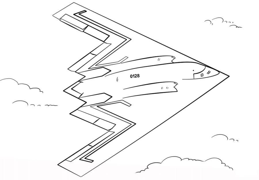 Coloriages bombardier imprimable gratuit pour les - Coloriage bombardier ...