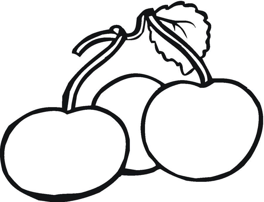 Disegni da colorare disegni da colorare ciliegie for Disegni da colorare ciliegie