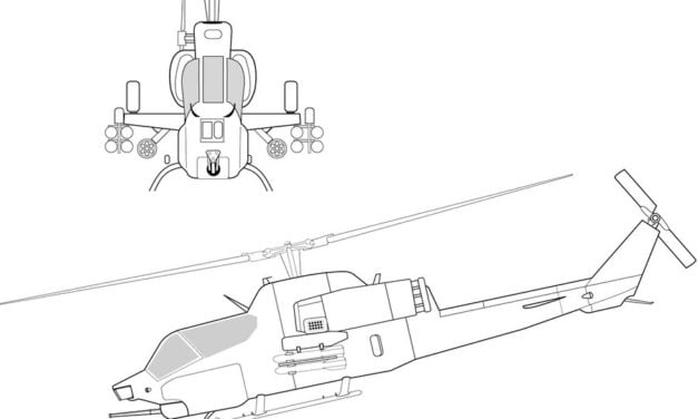 Coloring pages: Helicopter