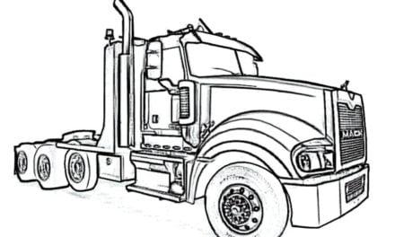 Duże ciężarówki