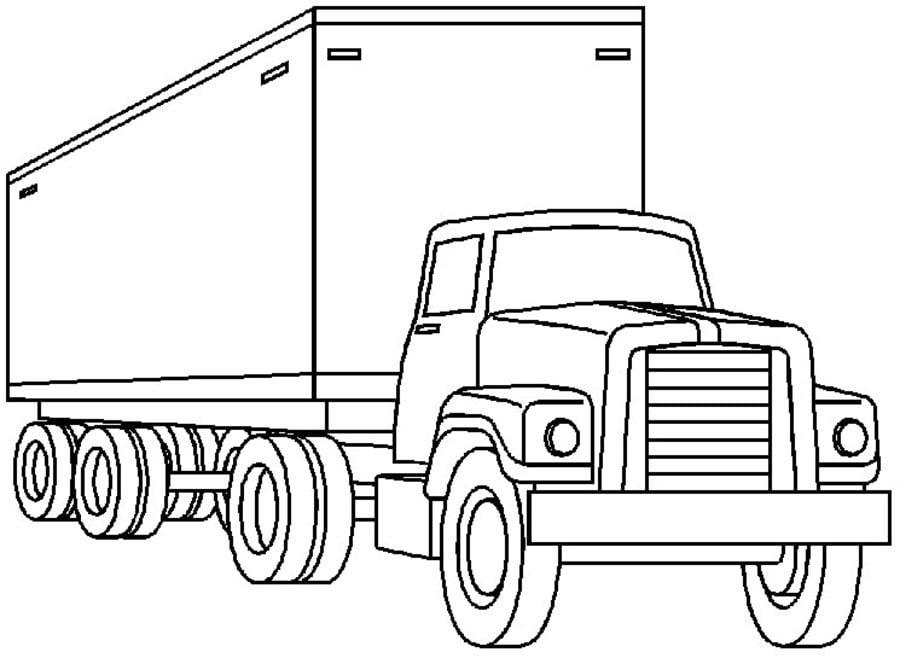 Cars Vrachtwagen Kleurplaat Kolorowanki Kolorowanki Duże Ciężar 243 Wki Do Druku Dla