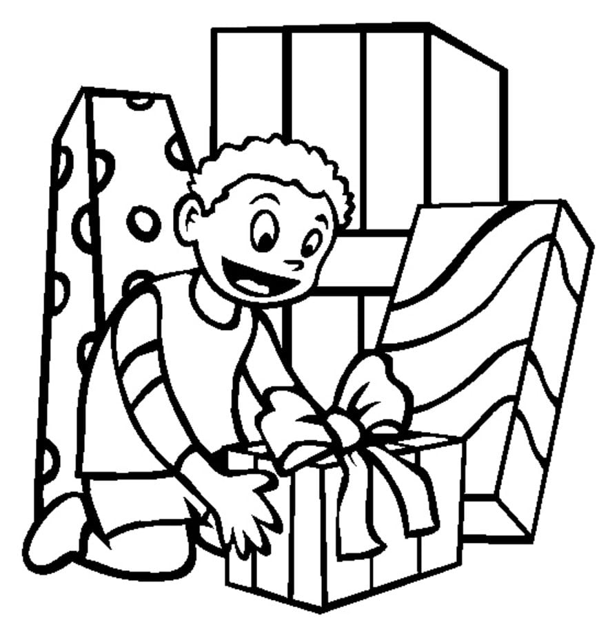 Dibujos para colorear: Regalo imprimible, gratis, para los niños y ...