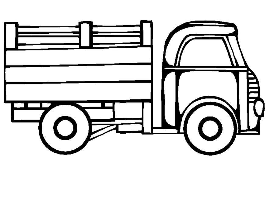Ausmalbilder: Baufahrzeuge zum ausdrucken, kostenlos, für Kinder und ...