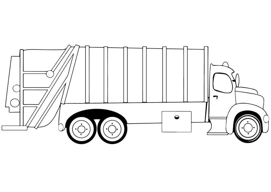 Ausmalbilder Ausmalbilder M 252 Llwagen Zum Ausdrucken