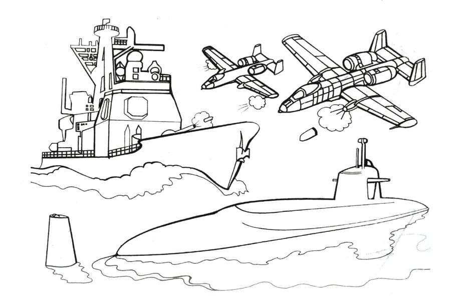 ausmalbilder ausmalbilder uboot zum ausdrucken