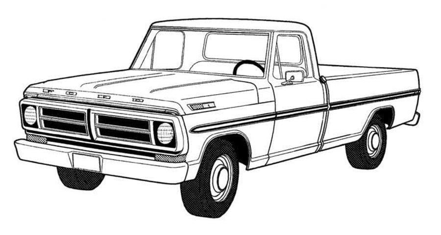disegni da colorare disegni da colorare veicolo d 39 epoca stampabile gratuito per bambini e adulti. Black Bedroom Furniture Sets. Home Design Ideas