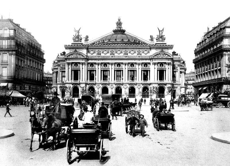 Paryż Kolorowanki dla dorosłych Podróże