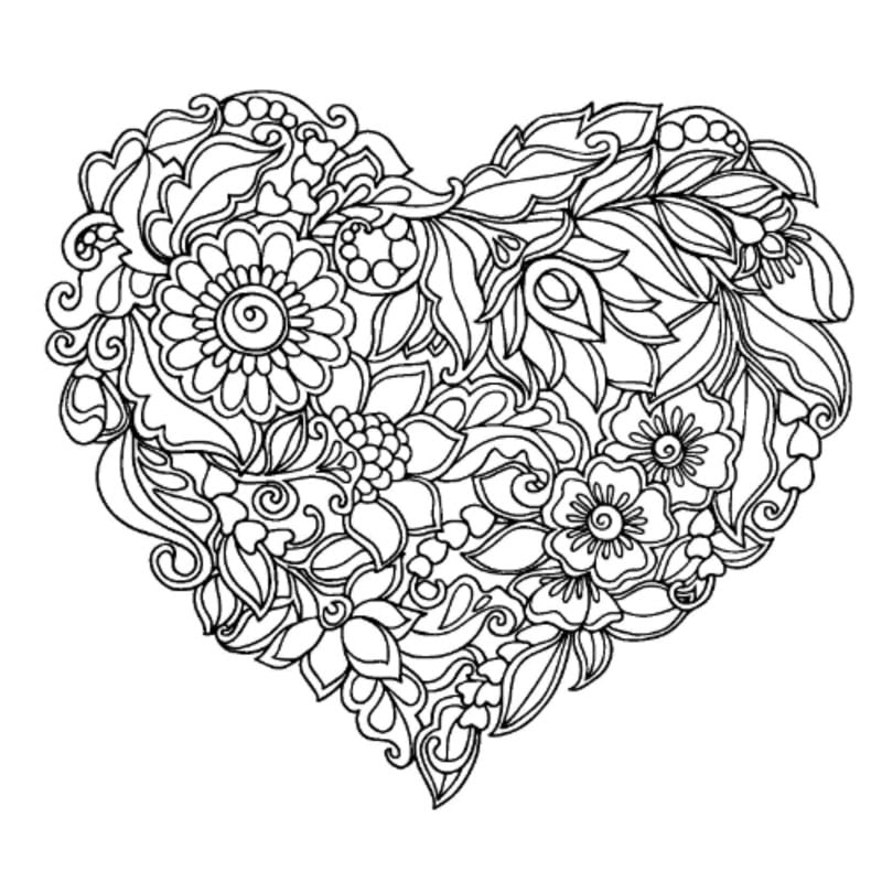 valentine coloring pages french - photo#36