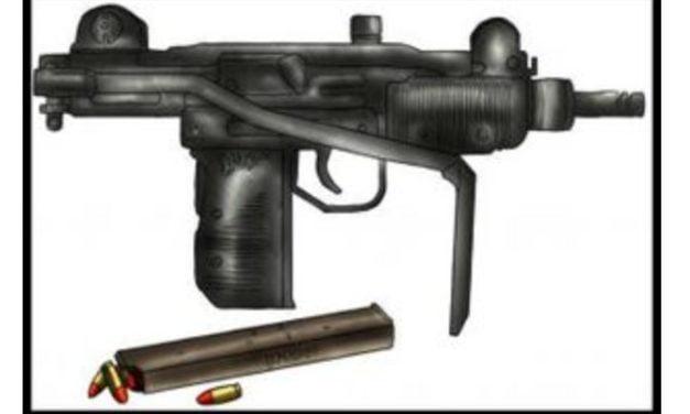 Pistolet maszynowy