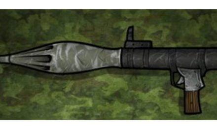 Granatnik przeciwpancerny