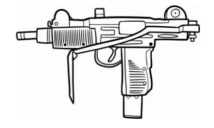 Pistolet maszynowy Uzi