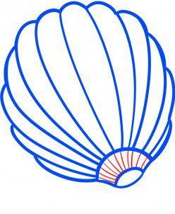 Balon Nauka rysowania Transport