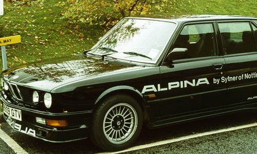 BMW B9