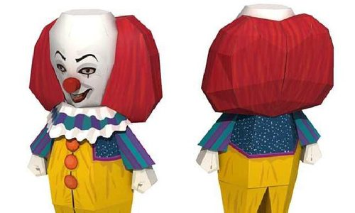 Pennywise Clown