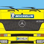 Michelin camión