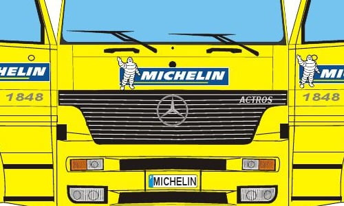 Michelin Lastkraftwagen